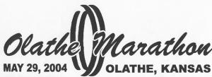 2004 Marathon logo