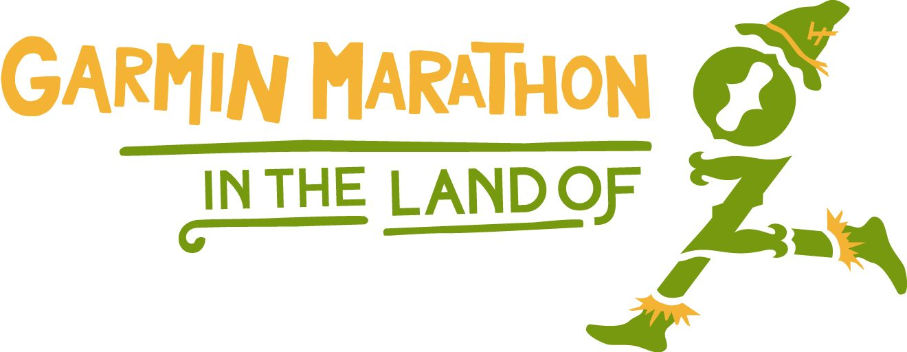 GARMIN MARATHON – In the Land of Oz – April 13, 2018